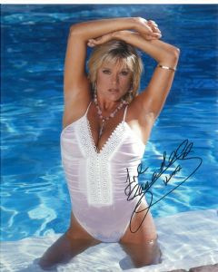 Samantha Fox (Model, Singer) - Genuine Signed Autograph 8303